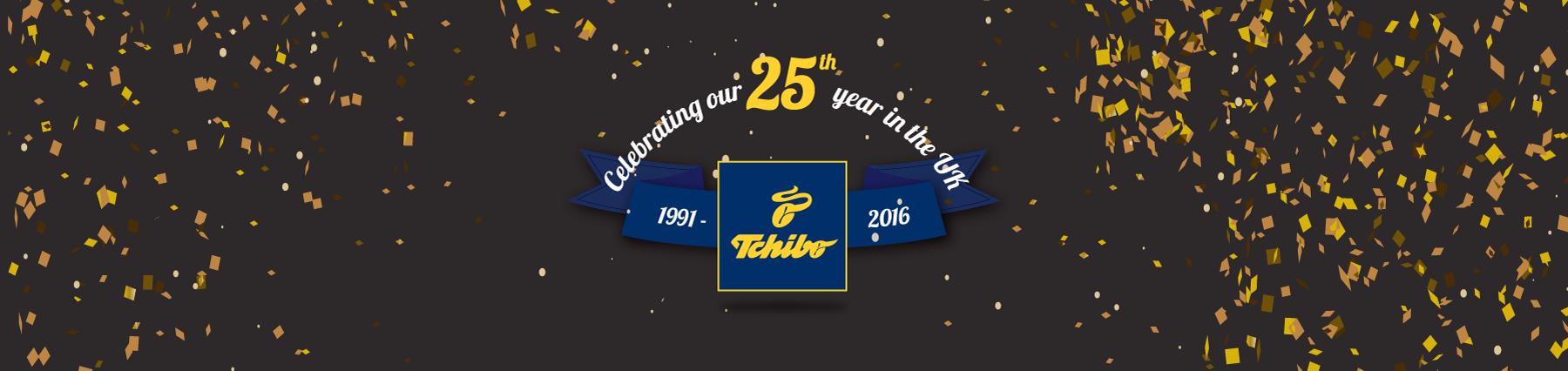 Tchibo History: 25 years