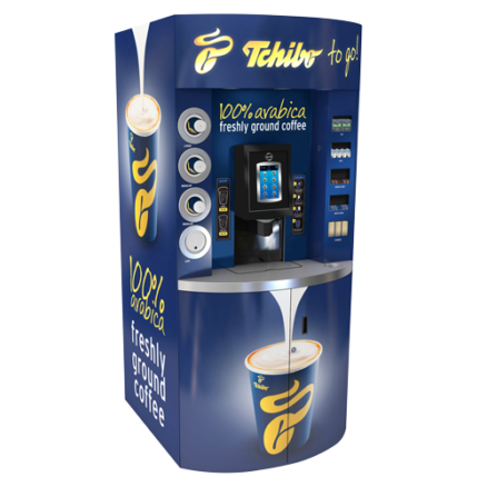 Premio Bean to Cup Coffee Machine