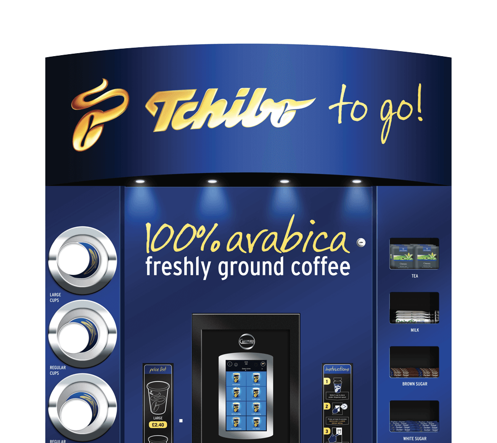 tchibo to go coffee to go machines tchibo coffee. Black Bedroom Furniture Sets. Home Design Ideas