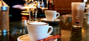 piacetto coffee in hotel