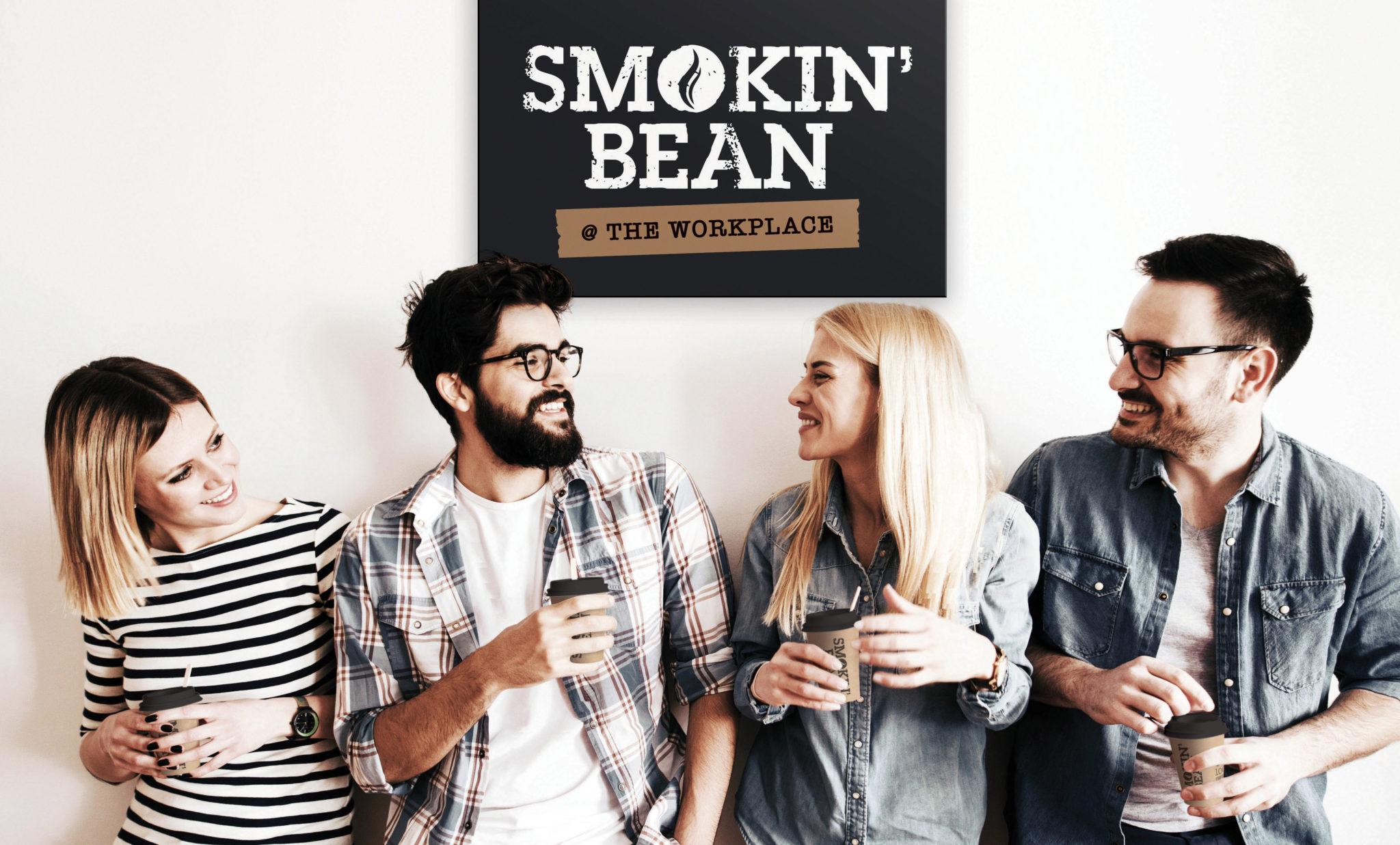Smokin Bean at the Workplace