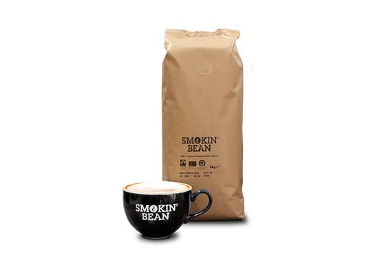Smokin' Bean Triple Certified Coffee Beans