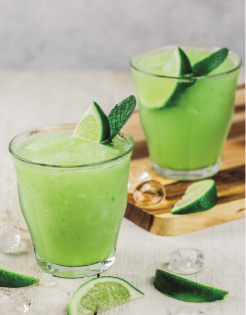 matcha lime crush