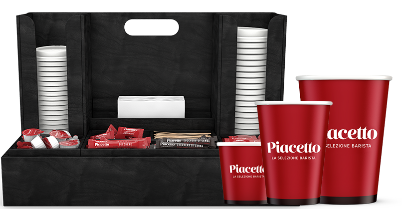Piacetto to go cups
