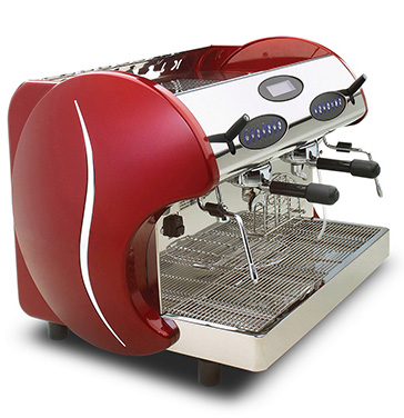 Kicco traditional coffee machine
