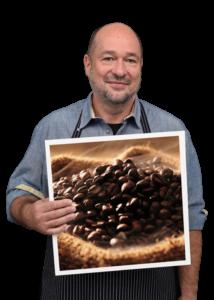 Vista coffee roaster