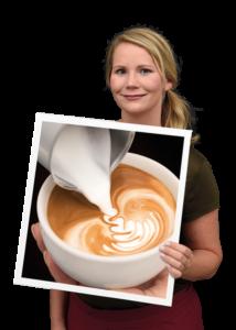 vista coffee barista
