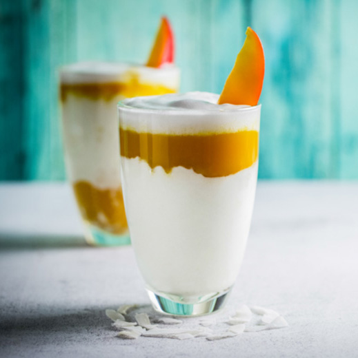 Coconut & Mango Frozen Daiquiri