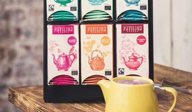 Pavilion Garden Tea
